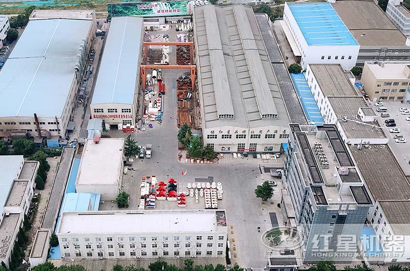 河南红星厂区