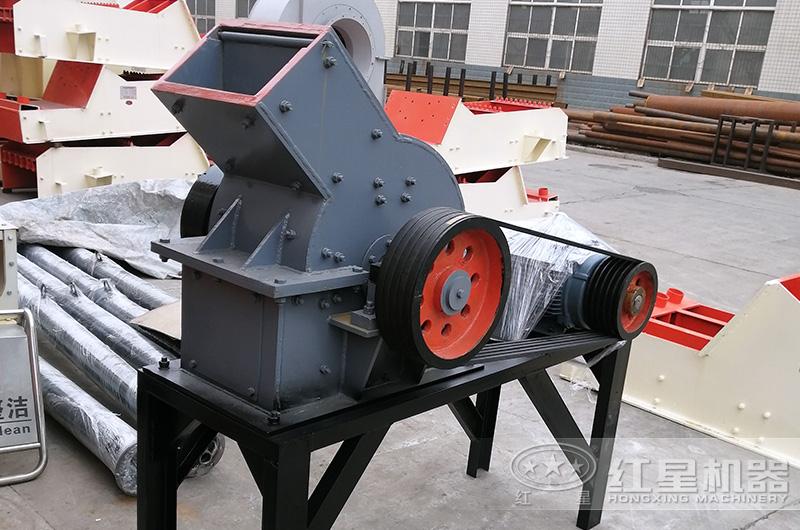 锤式煤矸石粉碎机